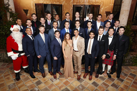 """THE BACHELORETTE - JoJo Fletcher first stole America's heart on Ben Higgins season of """"The Bachelor,"""" where she charmed both Ben and Bachelor Nation with her bubbly personality and sweet, girl-next-door wit and spunk. JoJo embarks on her own journey to fi"""