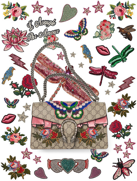 68c72bfd6d4 ... the Dionysus purse customized in infinite ways. Gucci DIY Service -  Embed 2