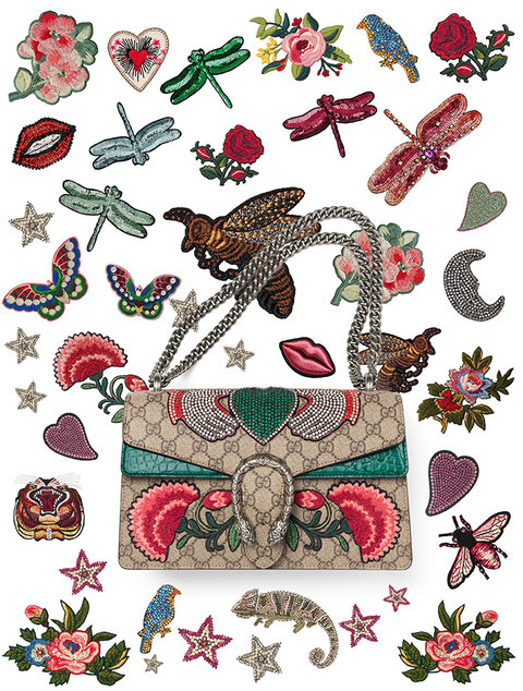 67a564491cc Gucci Launches DIY Service with Dionysus Purse