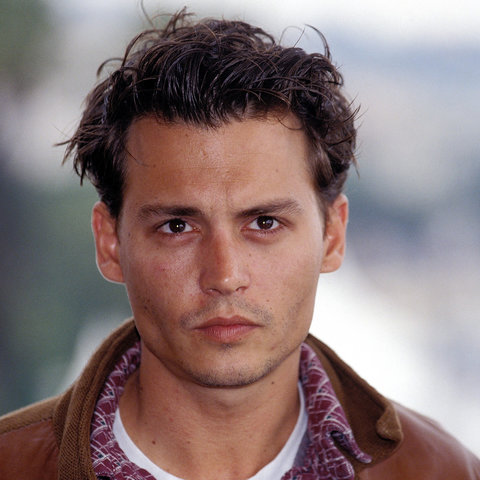 johnny depp hair style johnny depp s changing looks instyle 3101