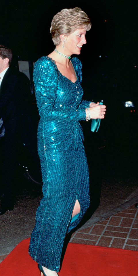 Princess Diana Dress Auction Embed