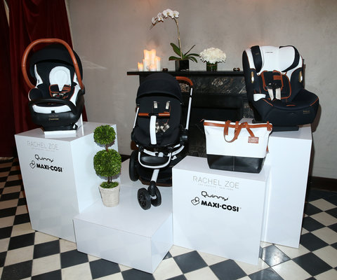 Rachel Zoe x Quinny and Maxi-Cosi Collection - Embed 2016