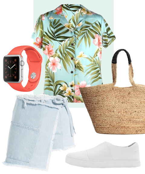 3 Ways to Wear a Hawaiian Shirt 1