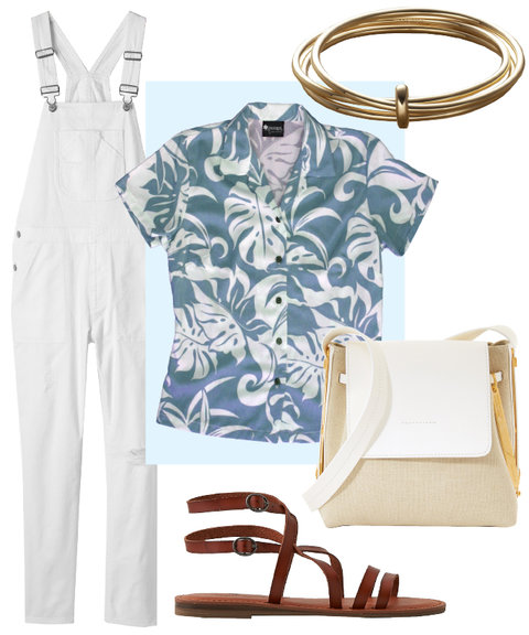 3 Ways to Wear a Hawaiian Shirt 2
