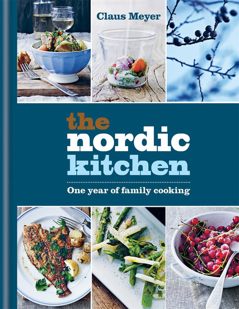 The Nordic Kitchen cookbook