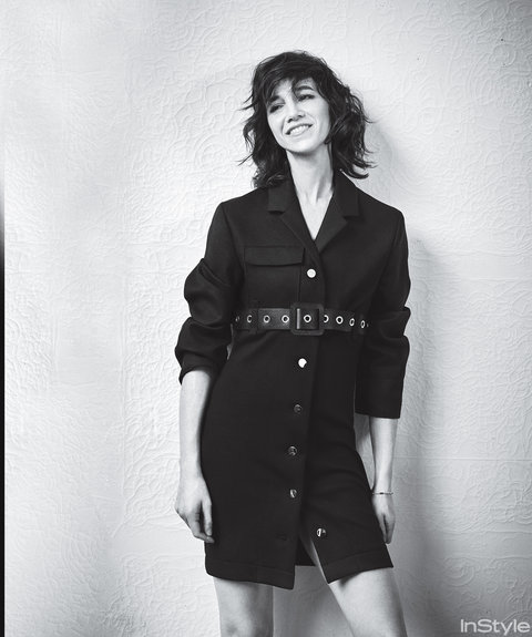 Charlotte Gainsbourg - InStyle July 2016 -SLIDE 1
