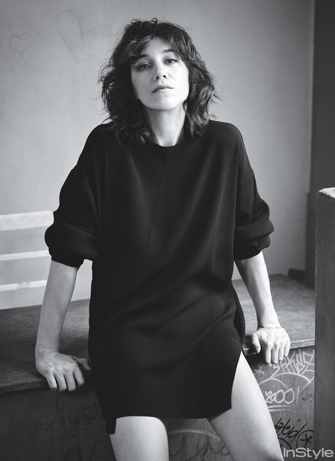 Charlotte Gainsbourg - InStyle July 2016 -SLIDE 2