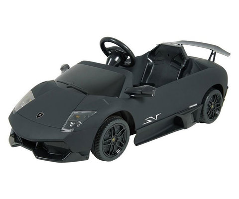 North West Birthday Embed - Lamborghini Toy Car