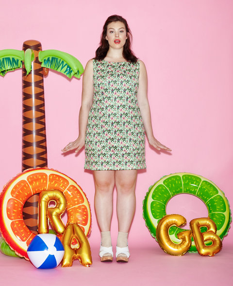 Gwynnie Bee and Rachel Antonoff 4