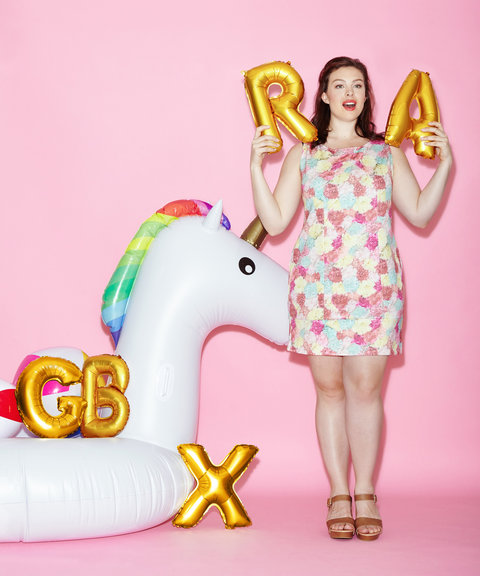 Gwynnie Bee and Rachel Antonoff 5