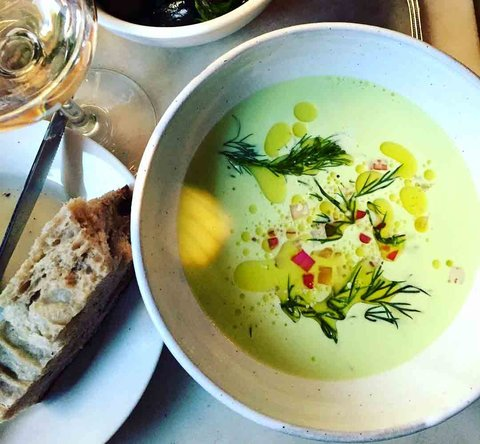 Olivia Wilde's Soup - Embed