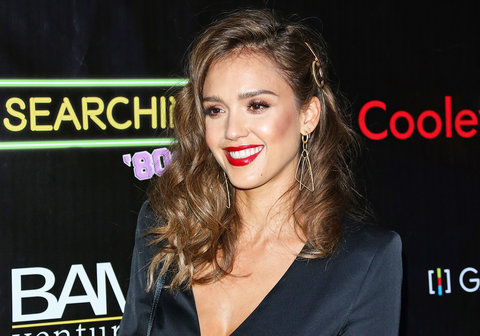 "LOS ANGELES, CA - JUNE 24:  Actress Jessica Alba attends the premiere of ""Seoul Searching"" at The Majestic Downtown Los Angeles on June 24, 2016 in Los Angeles, California.  (Photo by Paul Archuleta/FilmMagic)"
