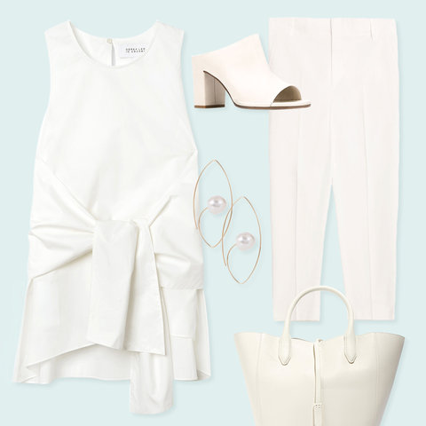 All White Outfits EMBED 1
