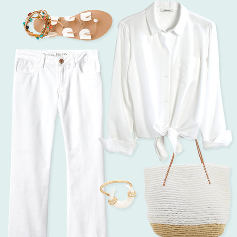 All White Outfits EMBED 2