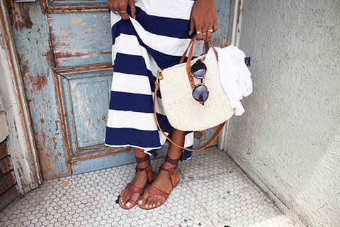 Gap Sincerely Jules The Straw Bag