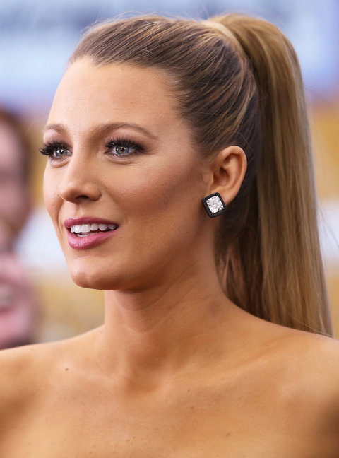 How To Get Blake Lively S Best Hairstyles Instyle Com