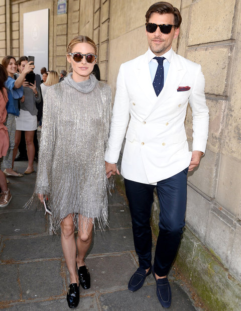 Olivia Palermo Haute Couture Fashion Week - Embed