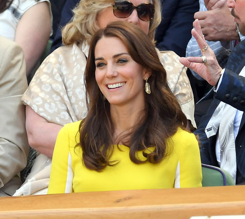 Kate Middleton, 2016