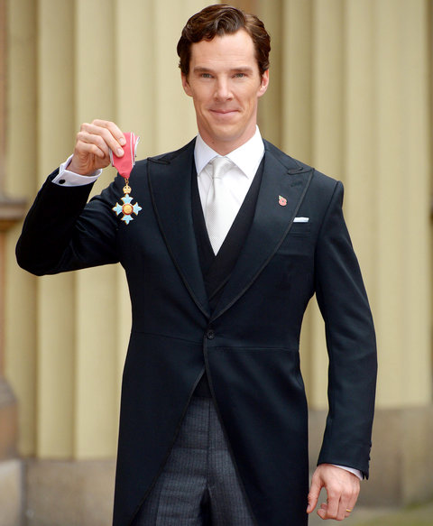 Benedict Cumberbatch Birthday - 3