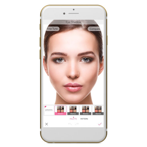 Kardashian Beauty App - 2