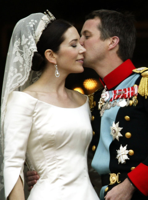 Crown Prince Frederik and Princess Mary of Denmark - Embed