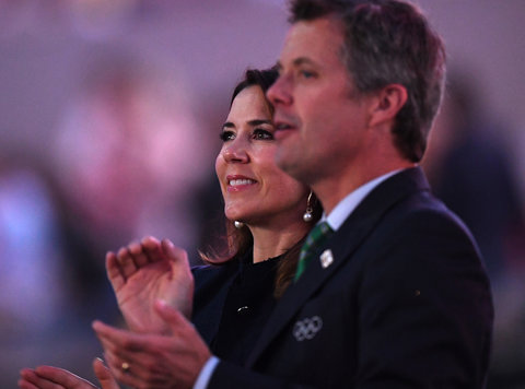 Crown Prince Frederik and Princess Mary of Denmark - Embed 3