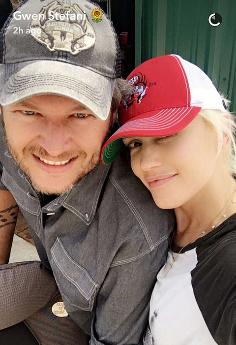 Gwen Stefani and Blake Shelton - Embed 2