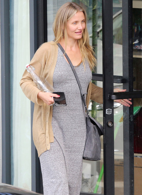 Cameron Diaz Spa Day - Embed