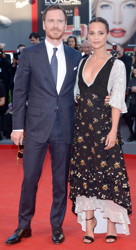 See the Best Looks from the 2016 Venice Film Festival Red