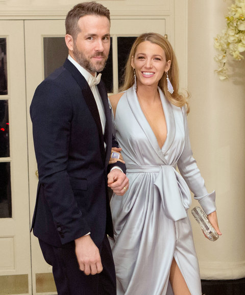 Blake Lively & Ryan Reynolds' Cutest Couple Moments | InStyle.com