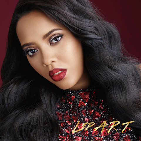 Angela Simmons Lip Campaign 2