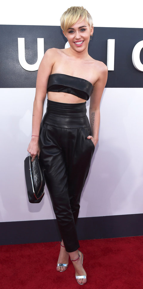 Miley Cyrus 39 Best Red Carpet Looks
