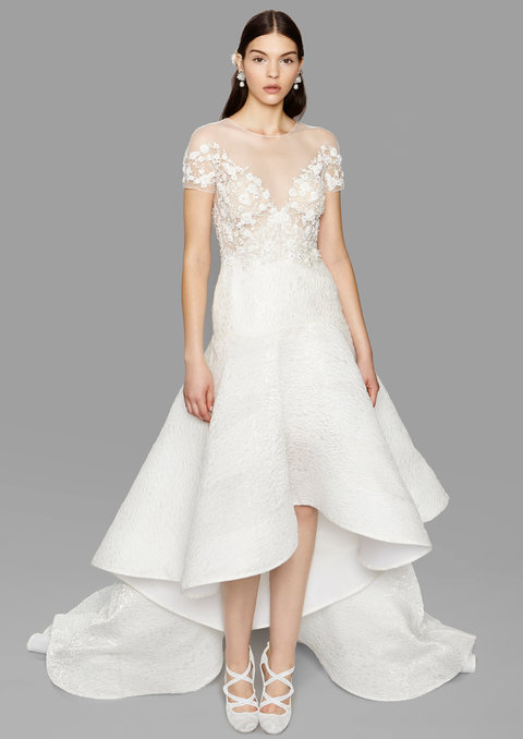 The most stunning fall 2017 wedding dresses from bridal fashion courtesy junglespirit