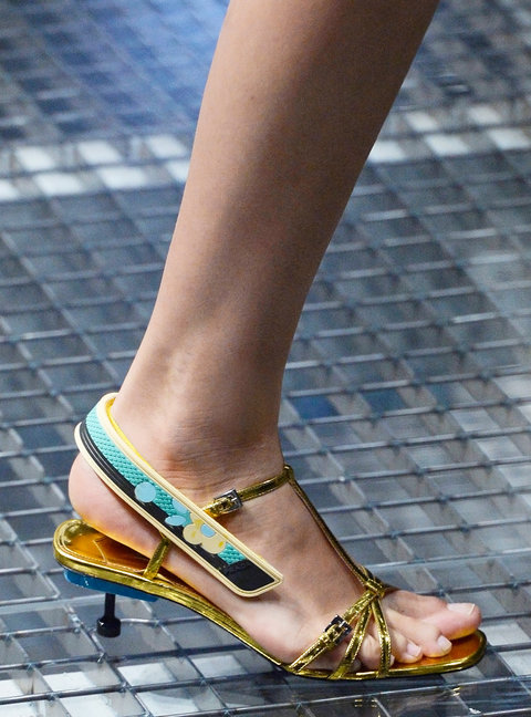 Best Shoes of Spring 2017 Fashion Month