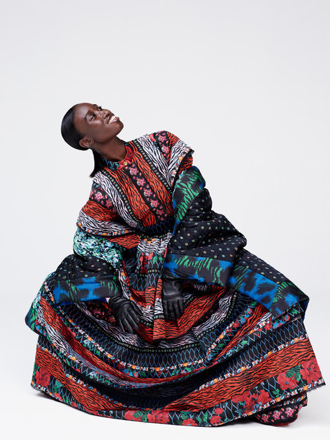 See the Latest Photos from the Kenzo X H M Campaign  c27b6585c39