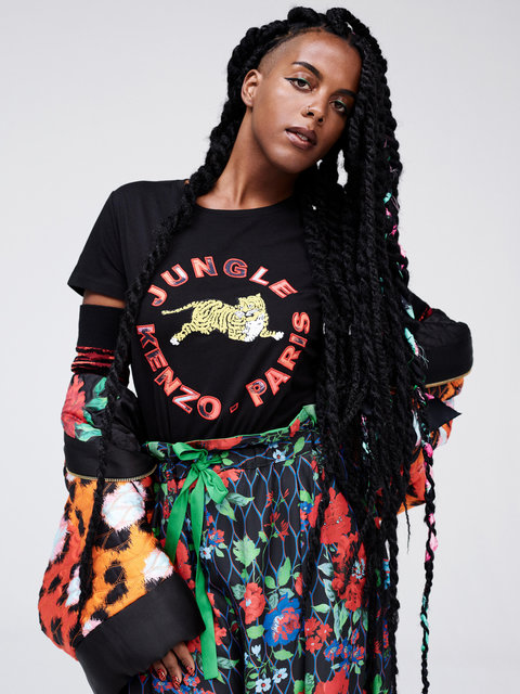 Kenzo H and M Ad Campaign 1