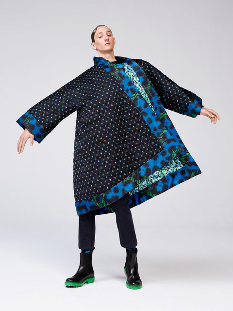 Kenzo H and M Ad Campaign 4