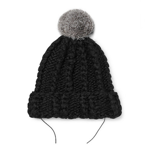 Always On Cable Knit Headphone Beanie