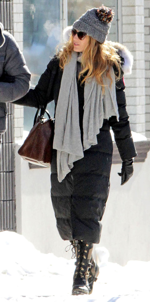 Celebrities Love Their Sorel Boots Instyle Com