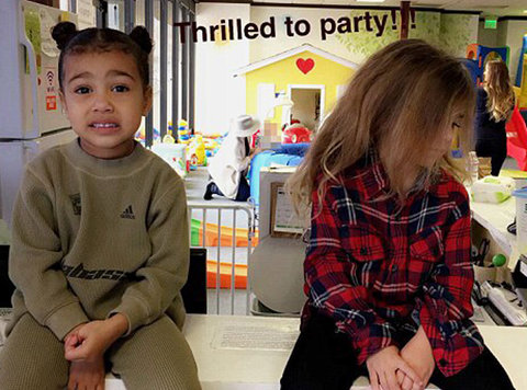 North West Penelope Disick - Embed