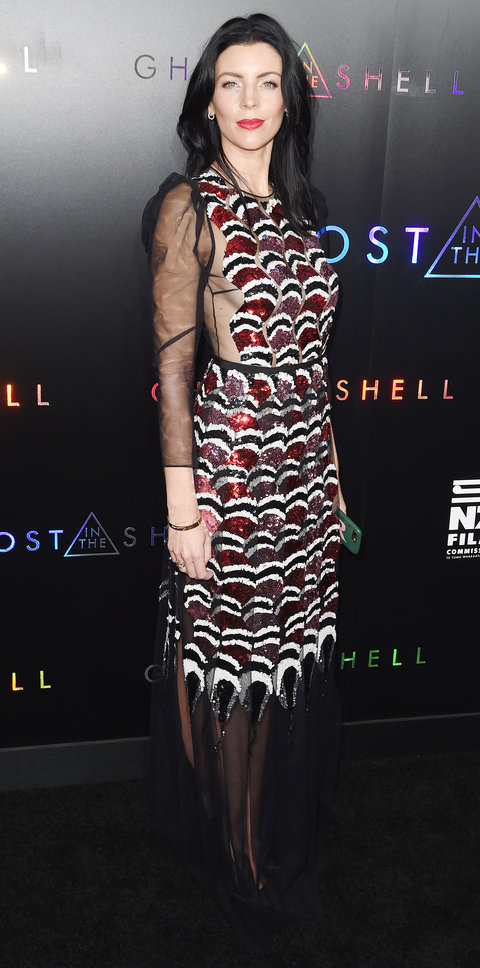 Liberty Ross in Gucci