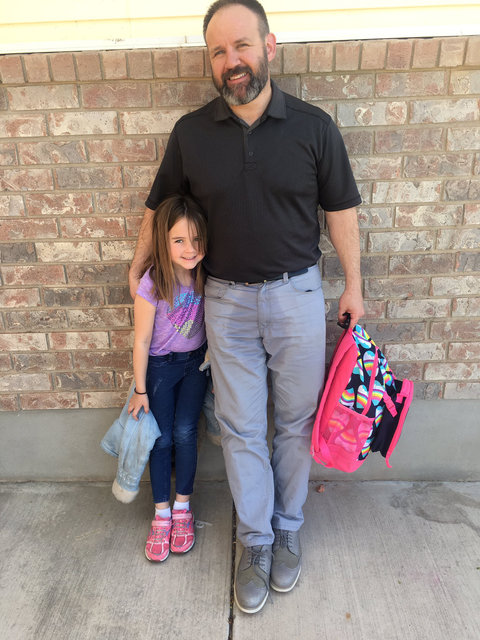 Dad and Daughter  - Sowards - Twitter - 1
