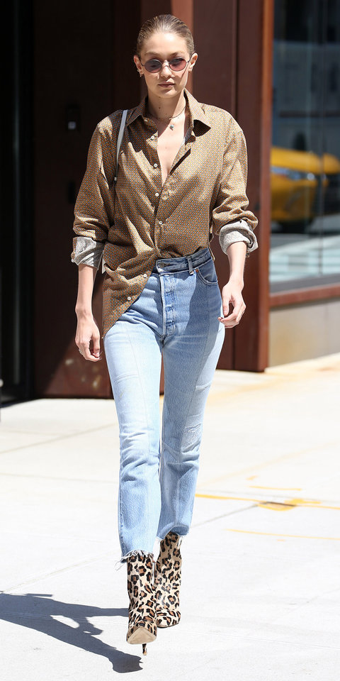 Gigi Hadid 39 S Best Street Style Moments