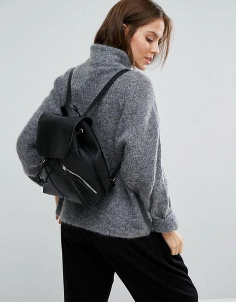 ASOS Pieces Billie Mini Backpack