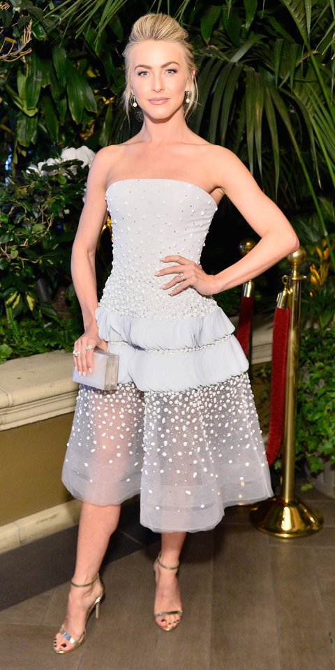 Julianne Hough in Georges Chakra Couture
