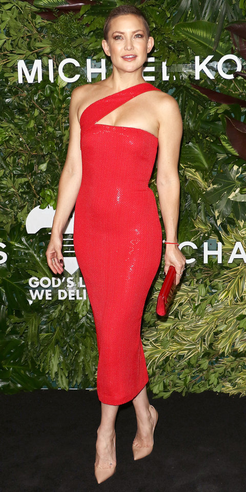 Kate Hudson in Michael Kors Collection