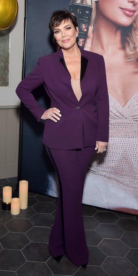 Kris Jenner's Business Chic Suit is Workwear Goals | InStyle.com