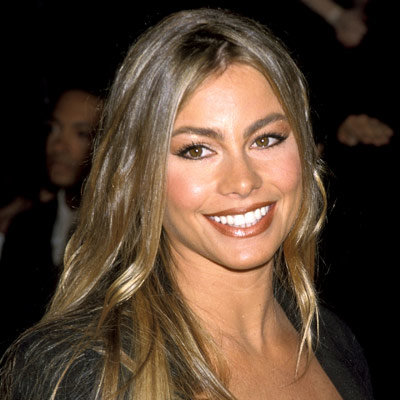 Pleasing Sofia Vergaras Changing Looks Instyle Com Hairstyle Inspiration Daily Dogsangcom