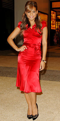 Christina Milian in Louis Verdad