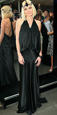 Kate Bosworth in Collette Dinnigan